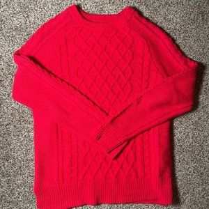 👚 3/$10 👚Red Sweater